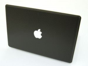 Carbon Fiber Skin for MacBook Pro
