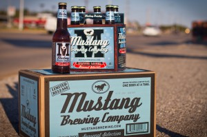 Mustang Brewing Company Winter Lager