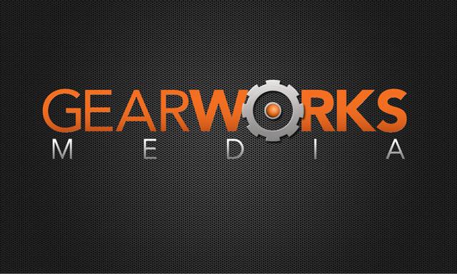 2012 Gearworks Logo Design